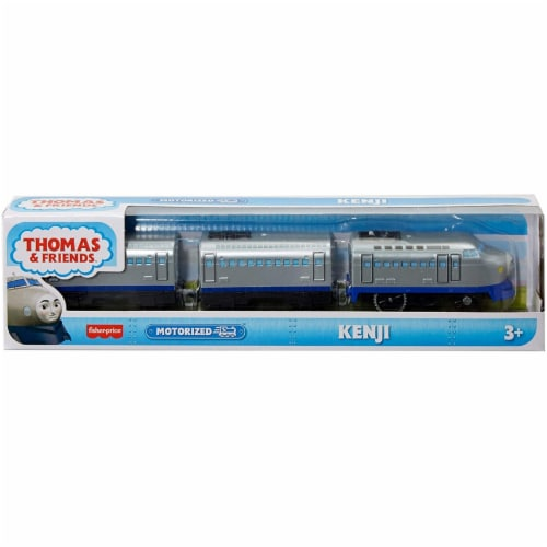 Thomas & Friends Fisher-Price Kenji Motorized Toy Train Perspective: front
