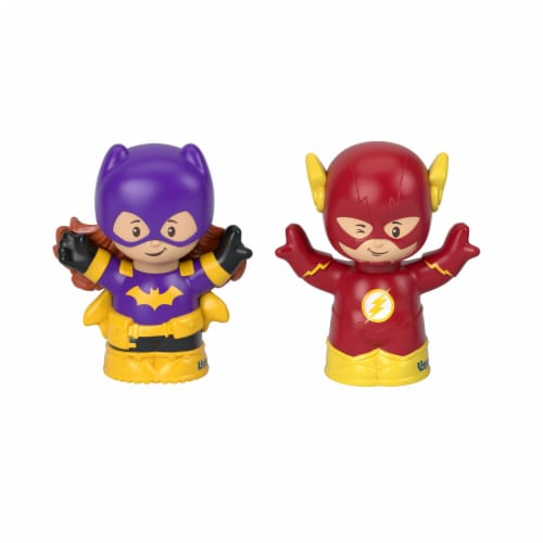Mattel DC Figures 2 Pack Perspective: front