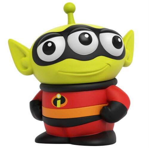 Mattel Disney Pixar Alien Remix Mr. Incredible Figure Perspective: front
