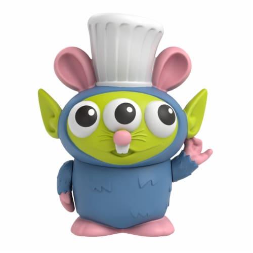 Mattel Disney Pixar Alien Remix Remy Figure Perspective: front