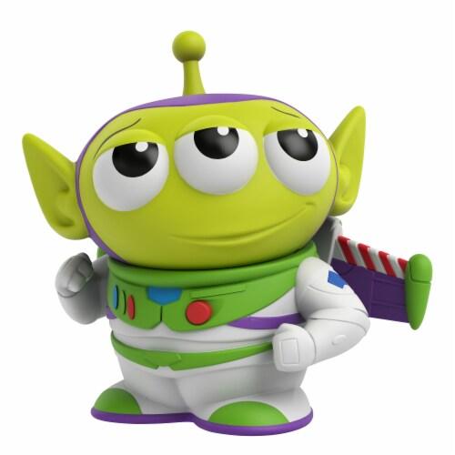 Mattel Disney Pixar Alien Remix Buzz Lightyear Action Figure Perspective: front