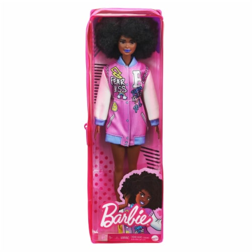 Mattel Barbie Fashionista Doll Perspective: front