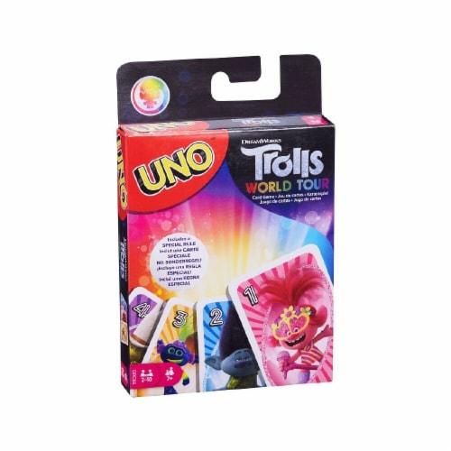 Mattel Trolls 2 Uno Card Game 1 Ct Kroger