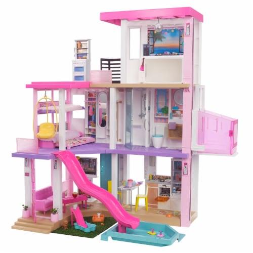 Mattel Barbie® Dreamhouse Playset Perspective: front
