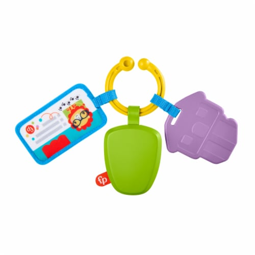 Fisher-Price® Hit the Road Activity Keys Perspective: front