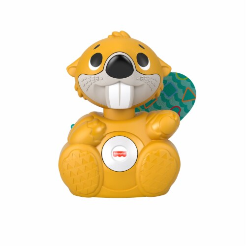 Fisher-Price® Linkimals™ Boppin Beaver Perspective: front