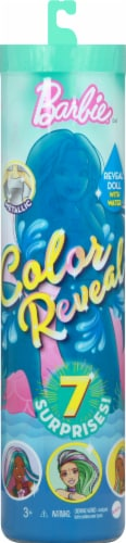 Mattel Barbie® Color Reveal Mermaid Doll Perspective: front