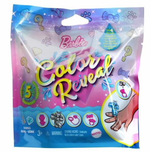 Mattel Barbie® Color Reveal Pet Blind Bag Perspective: front