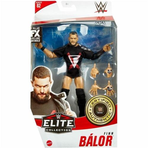 WWE Finn Balor Elite Collection Series 82 Posable True FX Wrestler Figure Collectible Mattel Perspective: front