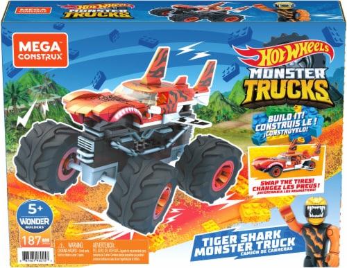Mega Construx™ Hot Wheels® Monster Truck - Assorted Perspective: front