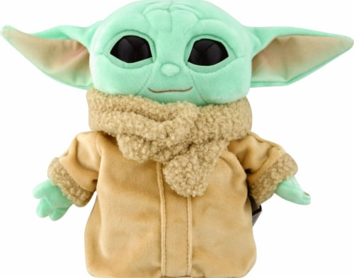 Mattel Star Wars The Child Basic Plush Perspective: front