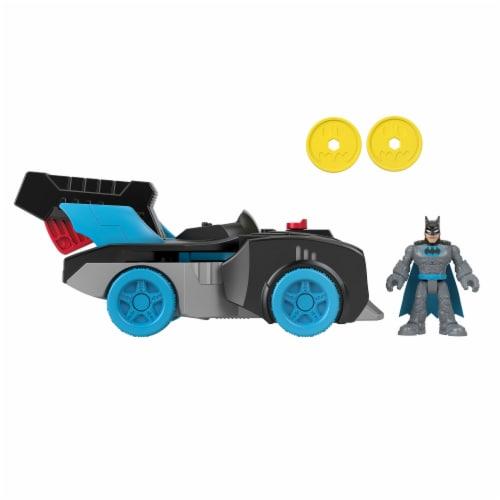 Fisher-Price® Imaginext DC Super Friends Bat-Tech Batmobile™ Perspective: front