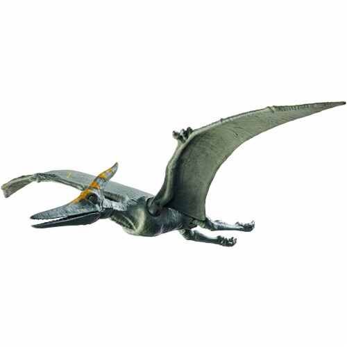 Jurassic World Action Pteranodon Figure, 12-inch Perspective: front