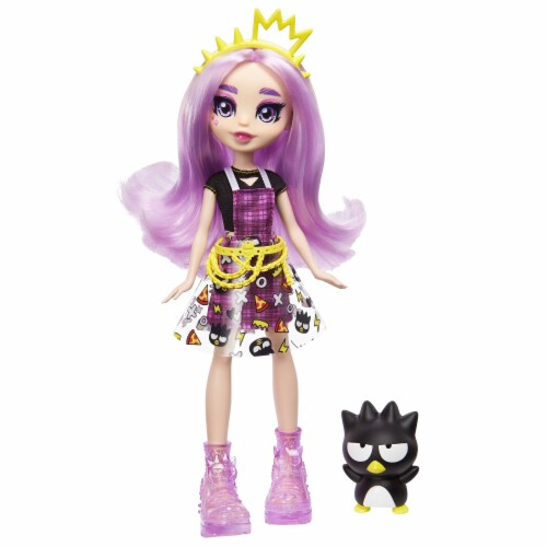 Hello Kitty and Friends Badtz-Maru & Jazzlyn Doll Perspective: front