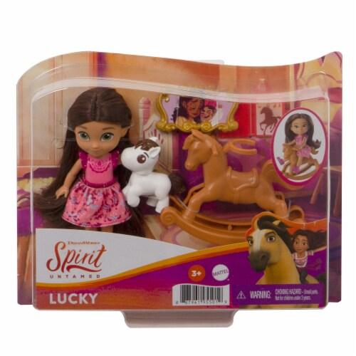 Mattel Spirit Untamed Lucky Doll Perspective: front