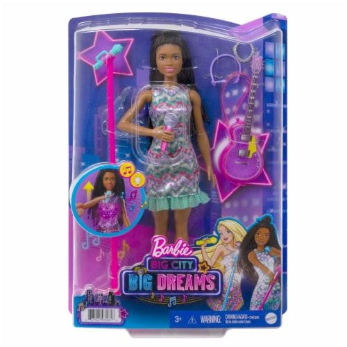 Mattel Barbie® Big City Big Dreams Doll Perspective: front