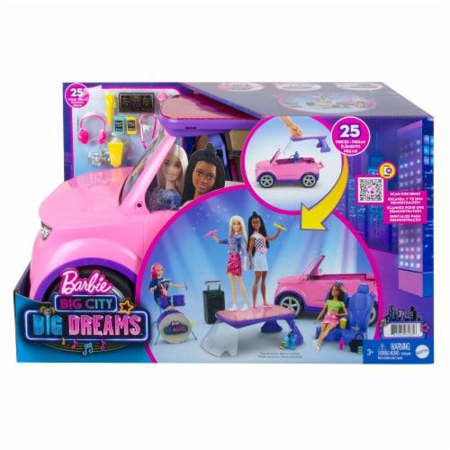 Mattel Barbie® Big City Big Dream Vehicle Perspective: front