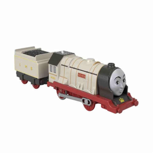 Thomas And Friends Motorized Duchess Train Perspective: front