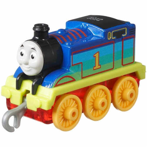 Thomas & Friends Metal Engine: Thomas Multicolor Engine Perspective: front