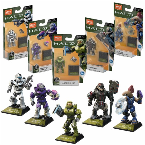 Mega Construx™ Halo Heroes XIV Figure - Assorted Perspective: front