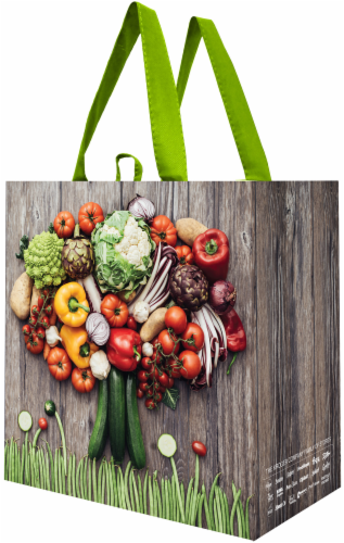 Earthwise Reusable Bag Perspective: front