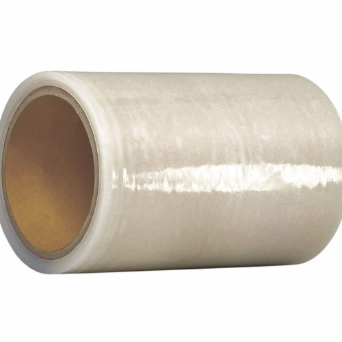 Sim Supply Film Tape,6 in x 8 1/4 yd,Clear,2 mil  2187C-6  X 25' Perspective: front