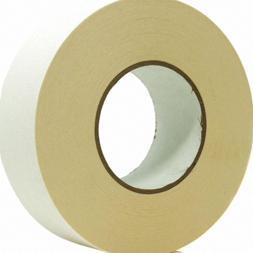 Sim Supply Double Sided Tape,36 yd L,1 1/2  W  TC399-1.5  X 36YD Perspective: front