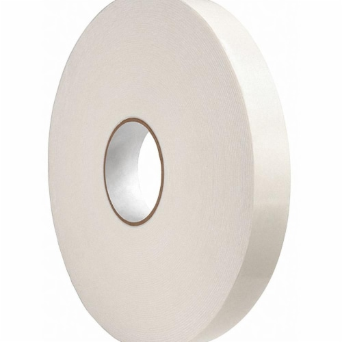 Sim Supply Double Sided Tape,36 yd L,3/4  W  TC442-0.75  X 36YD Perspective: front
