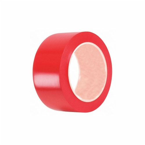 Sim Supply Film Tape,60 yd L,44  W  TC245-RED-48MM X 55M Perspective: front