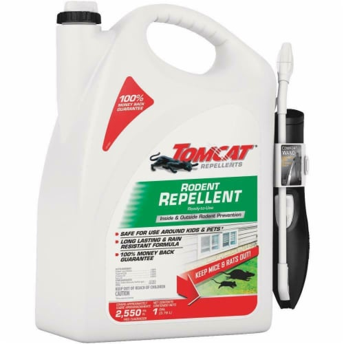 Tomcat® Ready-to-Use Rodent Repellent Perspective: front