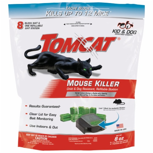 Tomcat® Mouse Killer Perspective: front