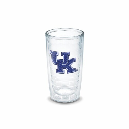 Tervis Tumbelr 1222370 16 oz Tumbler with No Lid  Clear Perspective: front