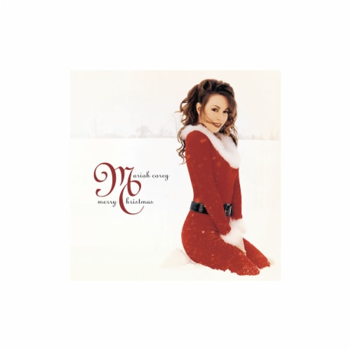 Mariah Carey: Merry Christmas (Vinyl) Perspective: front