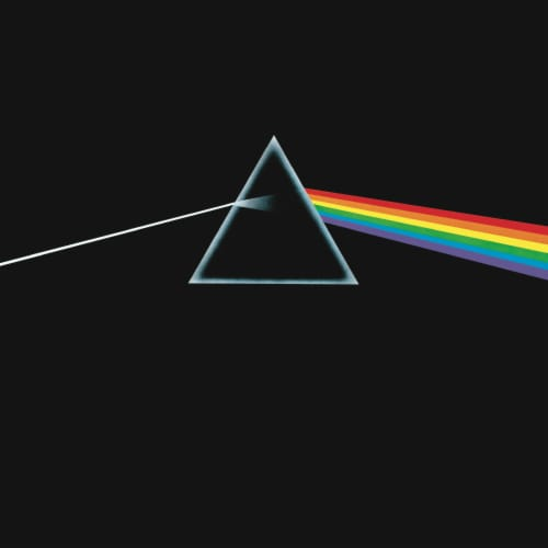 Pink Floyd: The Dark Side of the Moon (Vinyl) Perspective: front