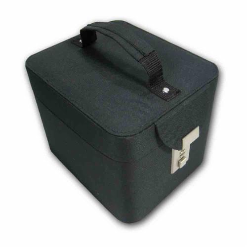 EGI Lockable Medicine Box - Keep Medicine Away From Kids Perspective: front