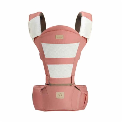 Karma Baby Ergonomic Baby Carrier Sling - Pink Perspective: front