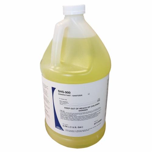 Offex 1 Gallon Bulk Liquid Refill Surface Sanitizer - 1 Pack Perspective: front