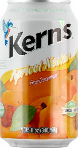 Kern's Apricot Nectar Perspective: front