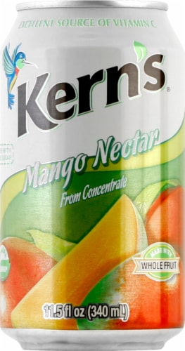 Kern's Mango Nectar Perspective: front