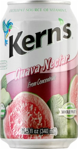 Kern's Guava Nectar Perspective: front