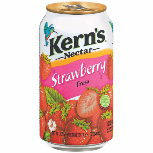Kern's Strawberry Nectar Perspective: front
