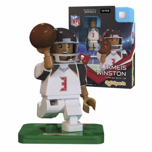 NFL Tampa Bay Buccaneers Jameis Winston G3S2 OYO Mini Figure Perspective: front