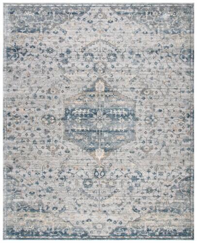 Safavieh Martha Stewart Quarry Cosmopolitan Area Rug - Cream/Gray Perspective: front