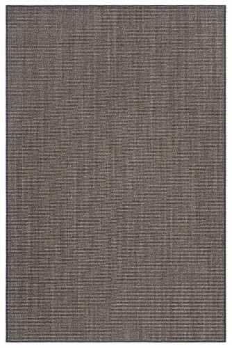 Martha Stewart Natural Fiber Area Rug - Grey Perspective: front