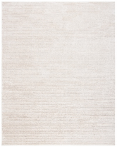 Safavieh Martha Stewart Collection Lucia Shag Area Rug - Ivory Perspective: front