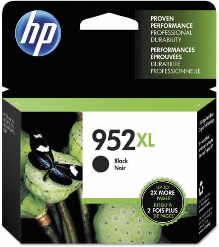 HP 952XL Original Ink Cartridge - Black Perspective: front