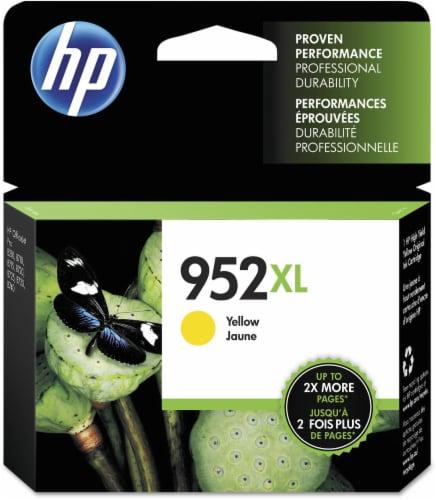 HP 952XL Original Ink Cartridge - Yellow Perspective: front
