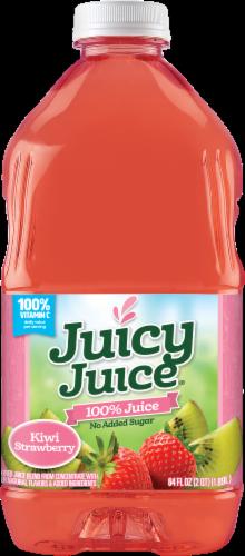 Juicy Juice Kiwi Strawberry Juice Blend Perspective: front
