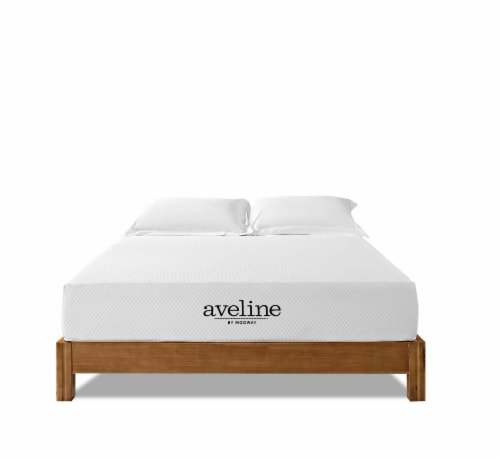 """Aveline 10"""" King Mattress - Perspective: front"""