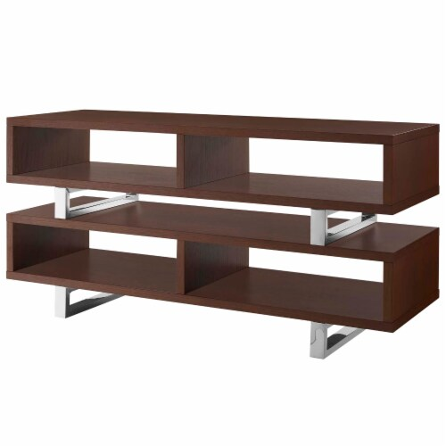Amble 47 TV Stand - Walnut Perspective: front